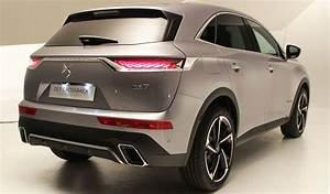 4x4 Hybride Rechargeable : les premiers d tails du ds 7 crossback hybride rechargeable ~ Gottalentnigeria.com Avis de Voitures