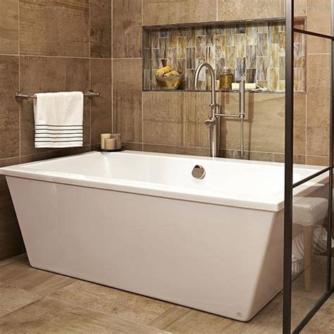 Corner Stand Alone Tub by Top Soaking Tubs For Small Bathrooms Tub Bathroom