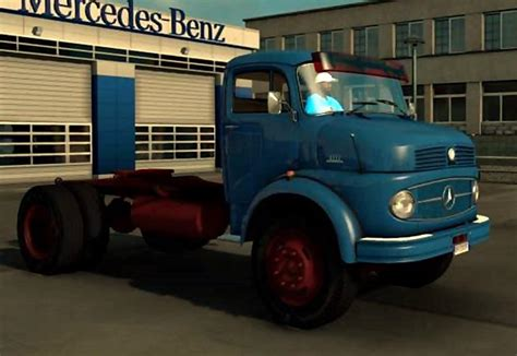 We did not find results for: MERCEDES-BENZ L 1111 1.35.X TRUCK - Euro Truck Simulator 2 ...