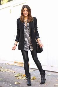 12 ways how to style faux leather all for