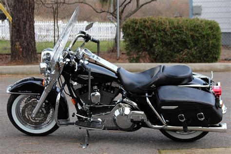 Harley Davidson Road King For Sale by 2002 Harley Davidson Road King Classic For Sale In Grants