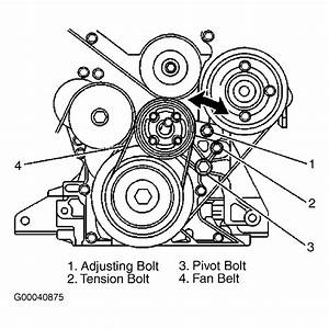 1999 Chevy Suburban Serpentine Belt Diagram