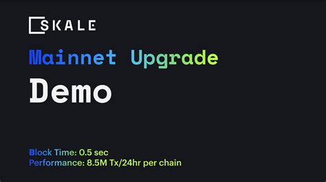 It has a circulating supply of 960 million skl coins and a max supply of. SKALE Token Holder AMA #3