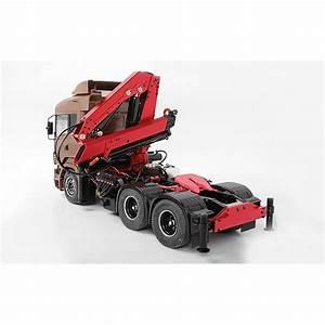 Lkw Modell 1 10 : rc4wd hydraulic truck mounted crane model 1 14 kran ~ Kayakingforconservation.com Haus und Dekorationen