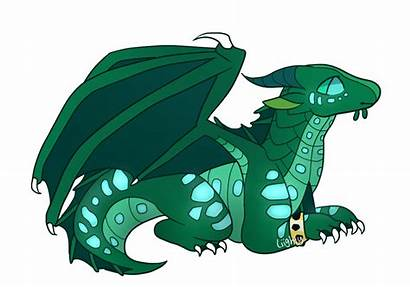 Dragon Kawaii Clipart Liighty Wings Fire Dragons