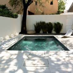 1000 ideas about petite piscine on pinterest piscine With exceptional liner sur mesure pour piscine hors sol 4 mini piscine en bois bluewood