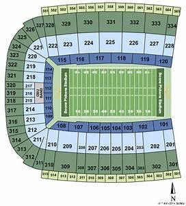 Texas A M Aggies Tickets Seating Chart Boone Pickens