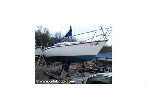 Salty Dog Boat Name by Colvic Craft Salty Dog 27 In Kent Sailboats Used 15155