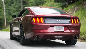 Andrew's Ruby Red '16 Mustang GT