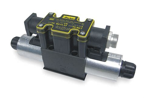 parker      solenoid operated hydraulic