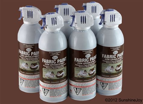 Spray Paint For Upholstery by Simply Spray Upholstery Fabric Spray Paint Dries Soft