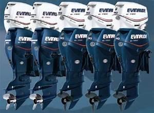 2003 Johnson Evinrude 40hp  50hp 4