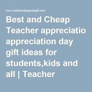 48 best images about Teacher Appreciation Day on Pinterest ...