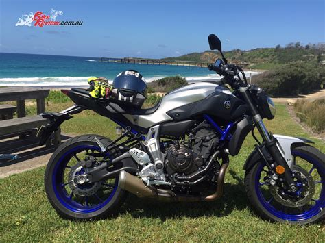 Review Yamaha by Review 2016 Yamaha Mt 07 Ho Bike Review
