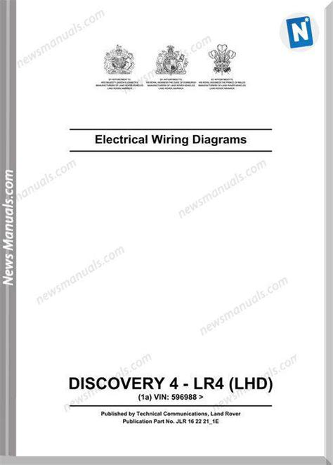 Land Rover Discovery Electric Wiring Diagram