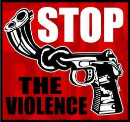 What in the World?: Stop the violence Violence