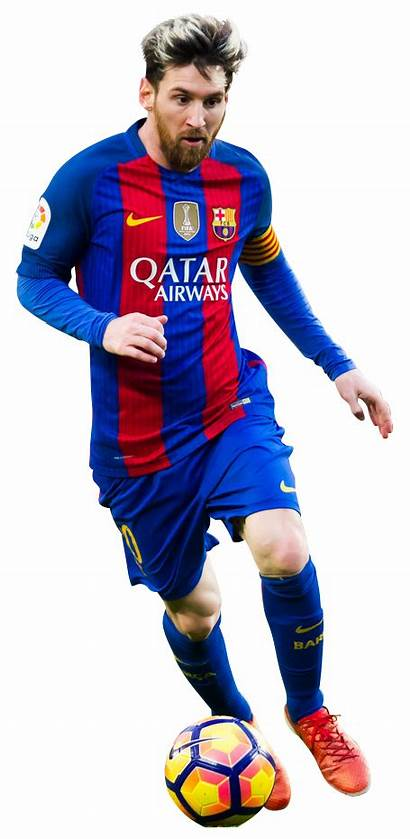 Messi Barcelona Lionel Football Clipart Fc Player