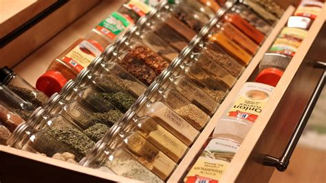 drawer spice rack youtube