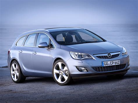 Opel Astra 2010 by Opel Astra Sports Tourer 2010