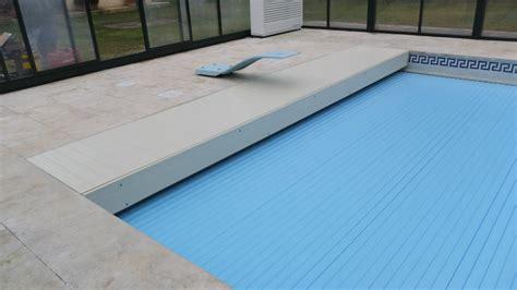 volet piscine roulant piscine immerg 233 aqualiss