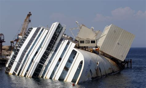 Five Guilty In Costa Concordia Cruise Disaster [VIDEO]
