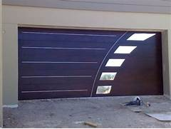 Modern Exterior Garage Lights by Not My Cup Of Tea But Sean 39 S A Fan Of This Garage Door Perhaps If The D