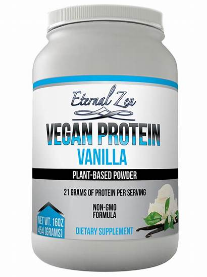 Vanilla Protein Vegan Powder