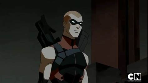 Young Justice Arsenal GIF - Find & Share on GIPHY