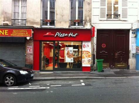 pizza hut porte de pantin pizza hut 9 rue de rochechouart opera bourse restaurant reviews phone number