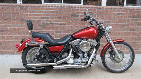 Harley Davidson Low Rider Image by Harley Davidson Harley Davidson 1340 Low Rider Custom