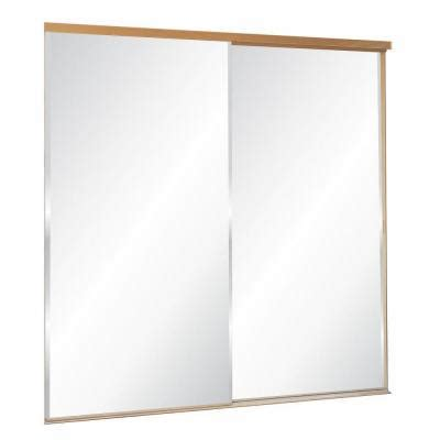 truporte 325 series 60 in x 80 in steel white frameless