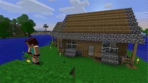Maison en bois minecraft équipement de maison