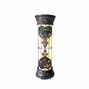 chloe lighting inc tiffany lamp tiffany lamps tiffany With tiffany pedestal floor lamp
