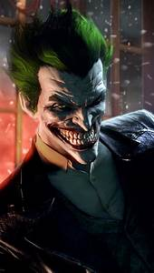 Batman Arkham Origins Joker Wallpaper - Free iPhone Wallpapers