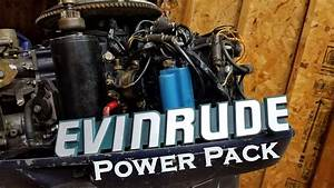 How To Diagnose And Replace A Bad Outboard Power Pack