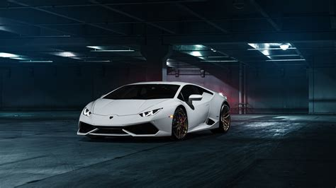 Adv1 Lamborghini Huracan Wallpapers