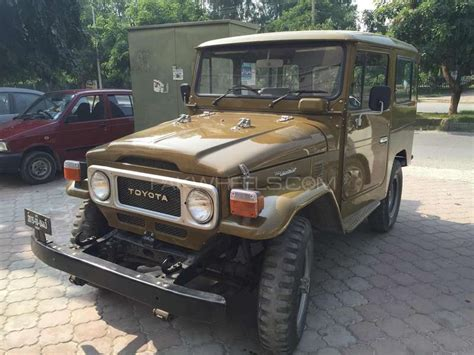 1984 Toyota Land Cruiser by Toyota Land Cruiser Fj40 1984 For Sale In Islamabad