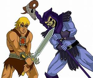 Image Gallery he man and skeletor