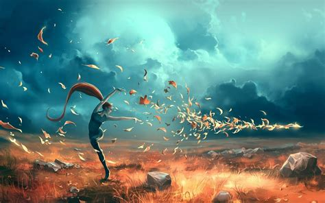 artwork, Fantasy Art, AquaSixio Wallpapers HD / Desktop ...
