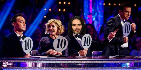 russell brand on bake off russell brand wants to judge strictly come dancing now