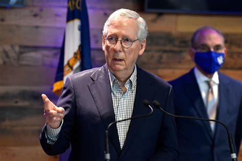 McConnell warns biz off political speech, says it's ...