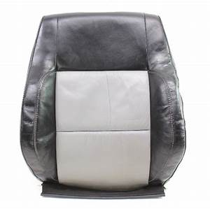 Rh Front Seat Back Rest Leather Cover  U0026 Foam 02