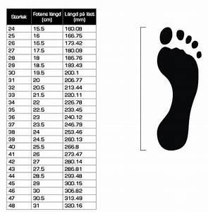 Storlek 16 skor ålder