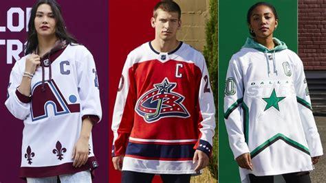 NHL unveils retro jerseys from golden eras, including ...