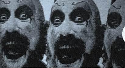 Captain Spaulding Gutter Clowns Evil Cinematic