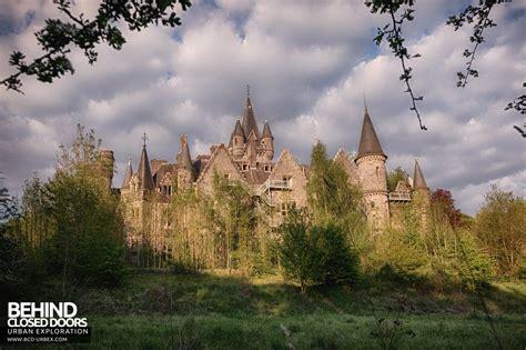 castle miranda aka chateau de noisy belgium urbex