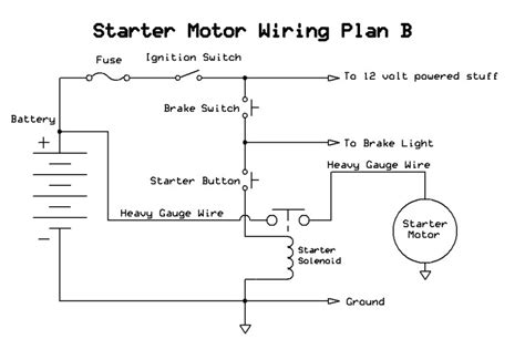 Starter Button Switch Remote Start Issue