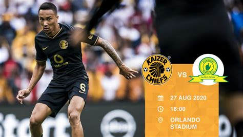 Match Centre - Kaizer Chiefs