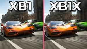 Horizon Xbox One : forza horizon 4 xbox one vs xbox one x graphics comparison youtube ~ Medecine-chirurgie-esthetiques.com Avis de Voitures