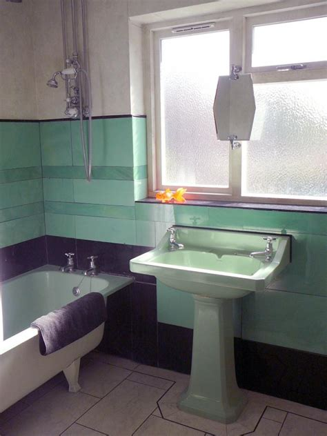deco bathroom style guide age décor for your bathroom green and black